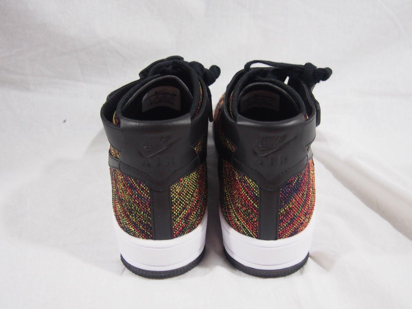 air force 1 ultra flyknit multi color 後ろ