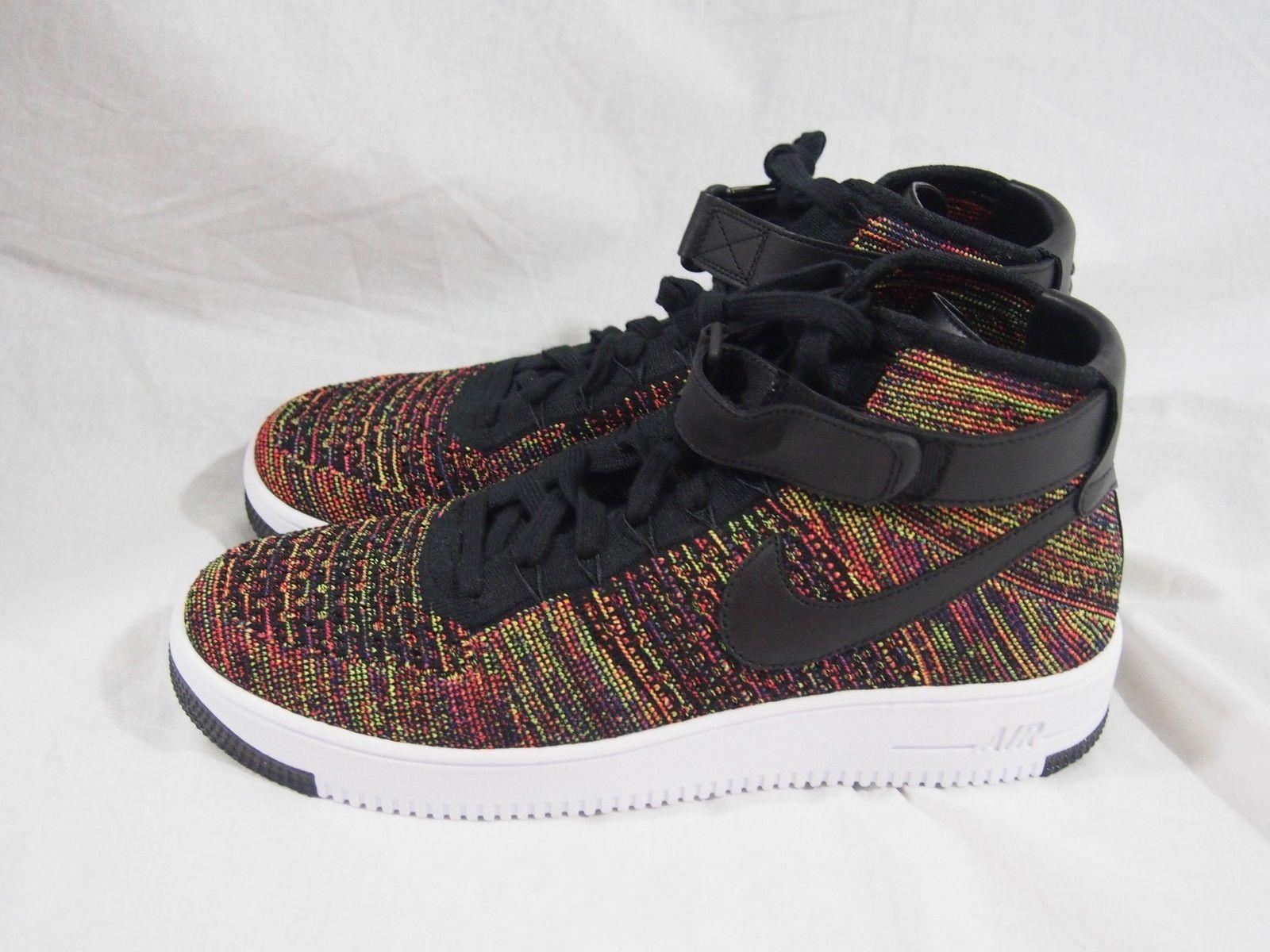 air force 1 ultra flyknit multi color 横