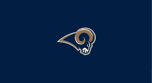 Los Angeles Rams ロゴ