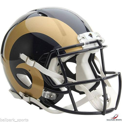 Los Angeles Rams ヘルメット