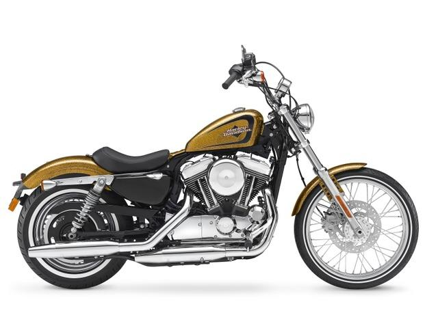 XL1200V SPORTSTER72 SEVENTY-TWOの車体
