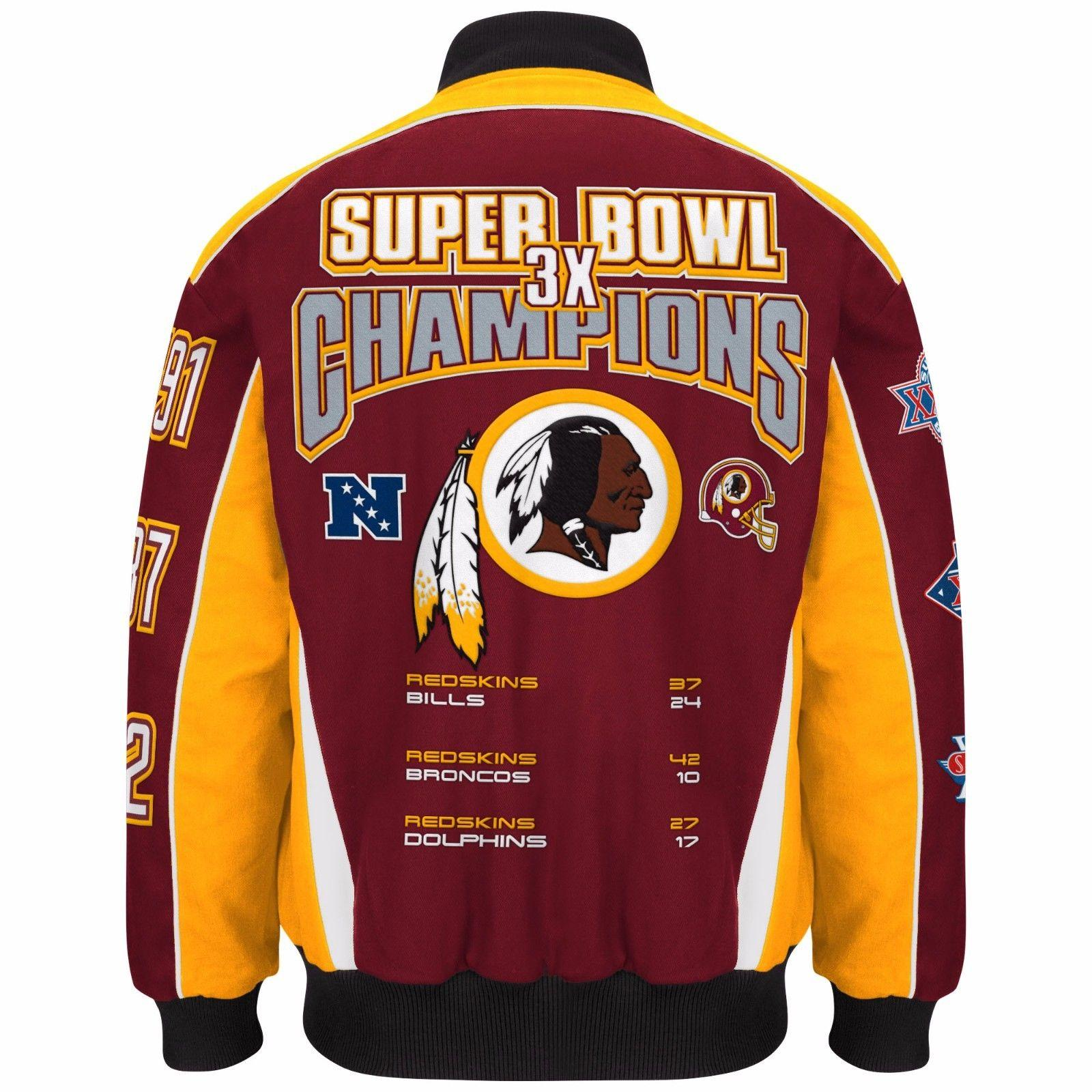 Washington Redskins ファッション