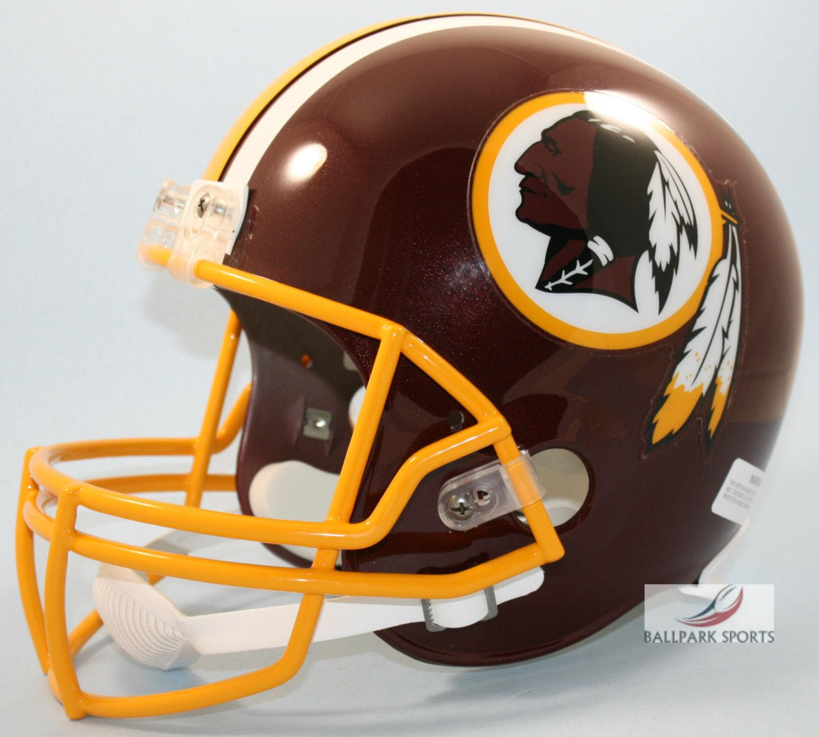 Washington Redskins ヘルメット