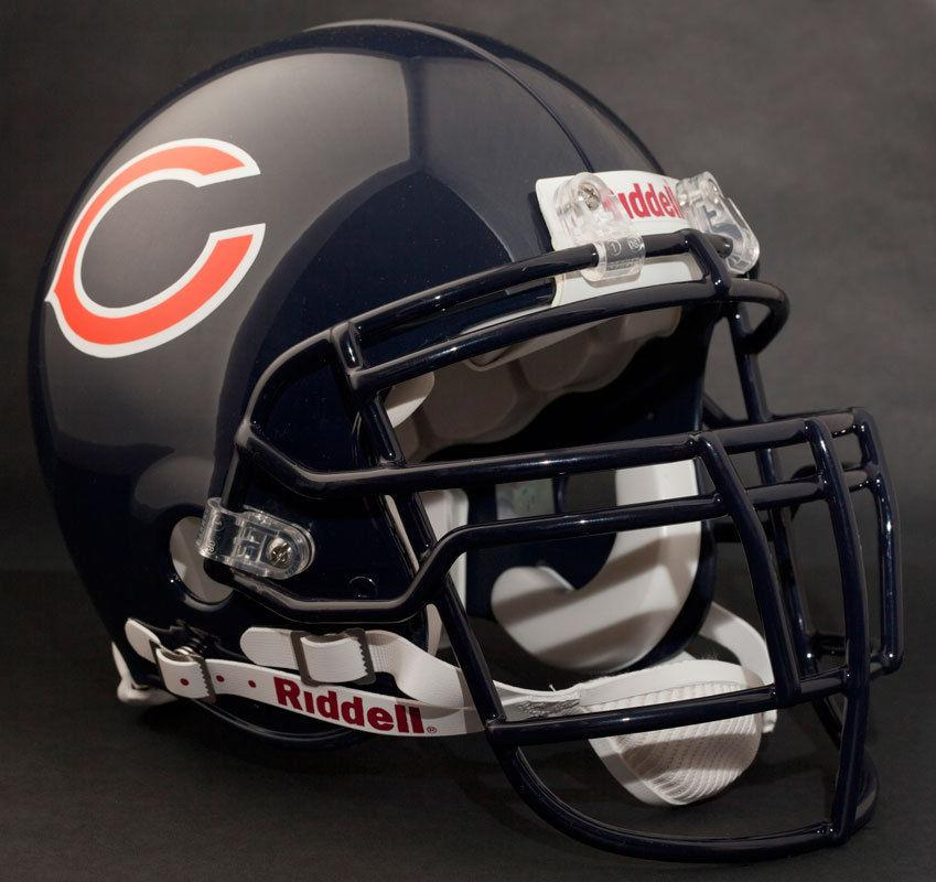Chicago Bears ヘルメット