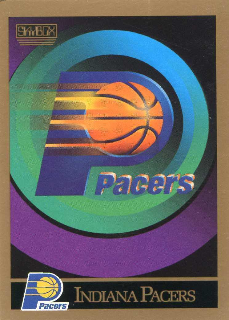 Indiana Pacers ロゴ