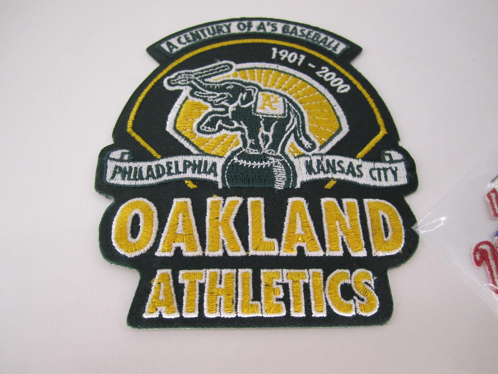 Oakland Athletics マスコット