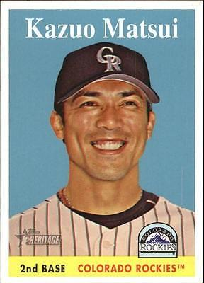 Colorado Rockies 松井稼頭央