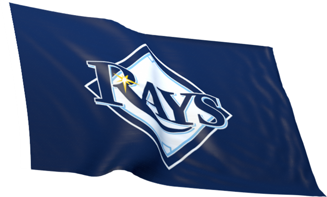 Tampa Bay Rays ロゴ