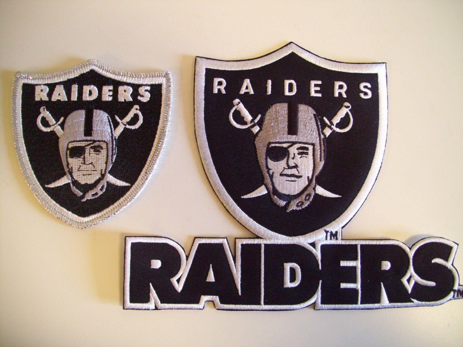Oakland Raiders ロゴ