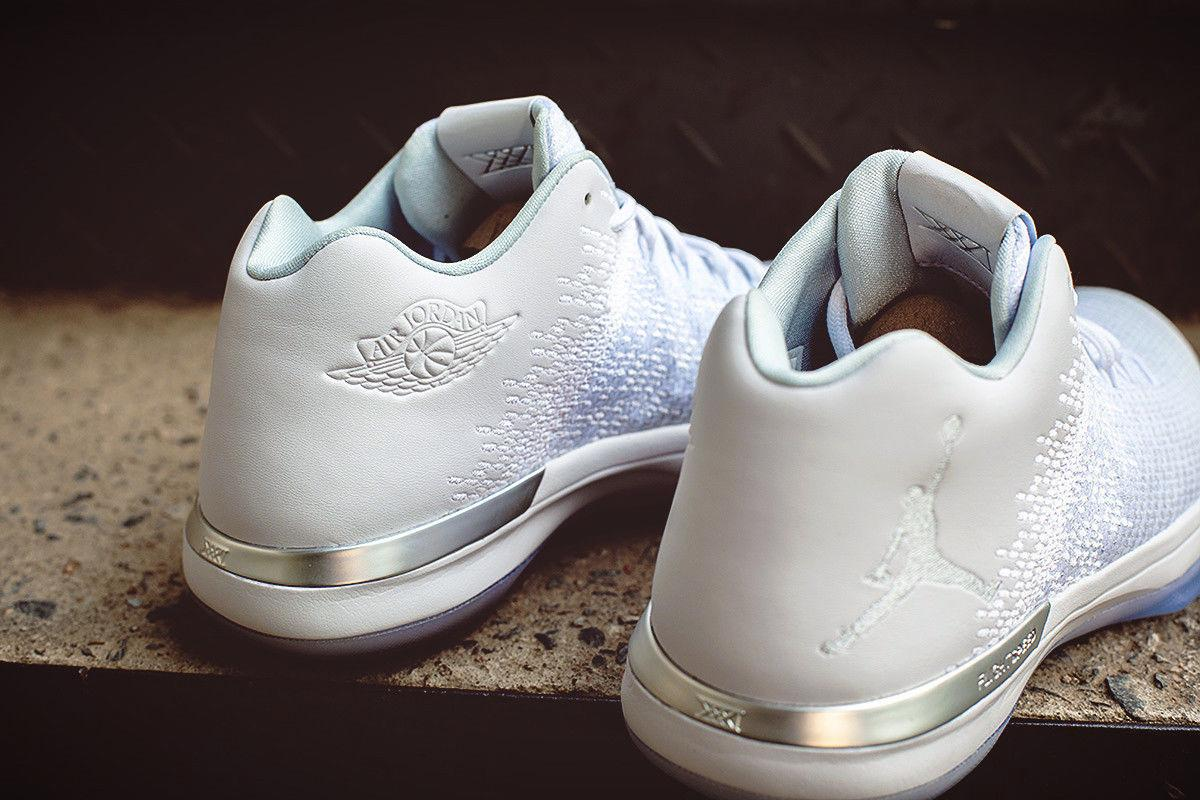 AIR JORDAN XXXI PURE PLATINUM