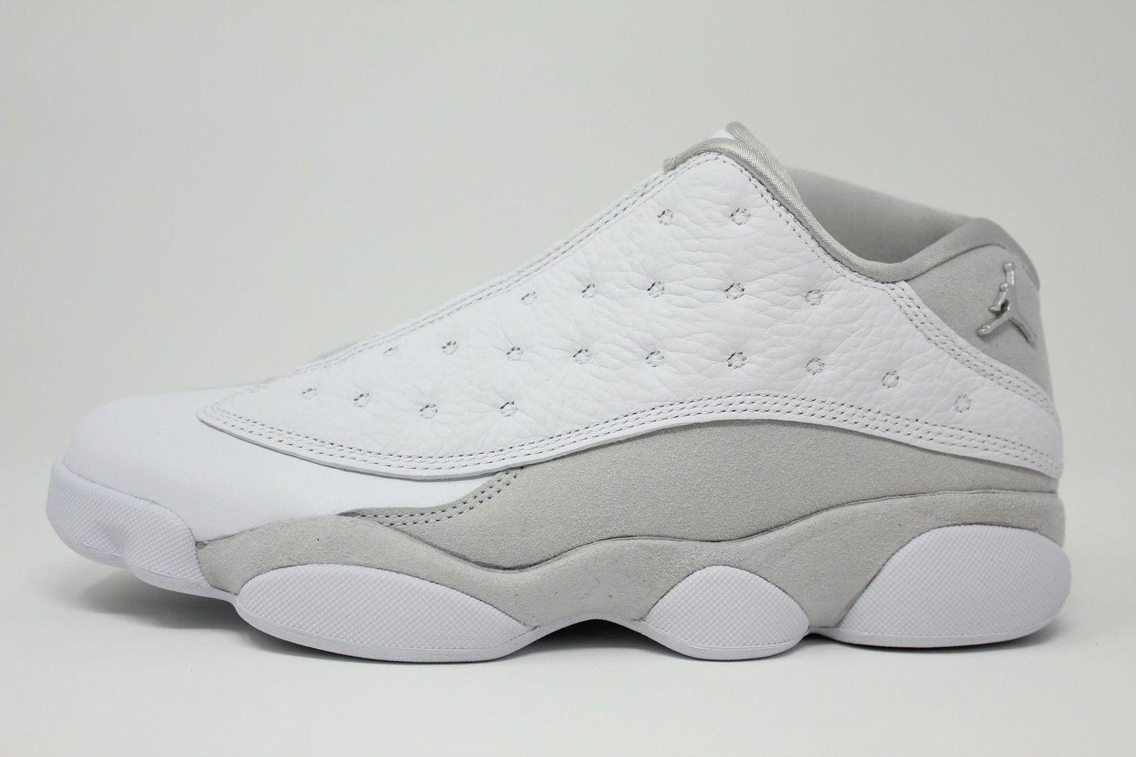 AIR JORDAN 13 METALLIC SILVER(310810-100)
