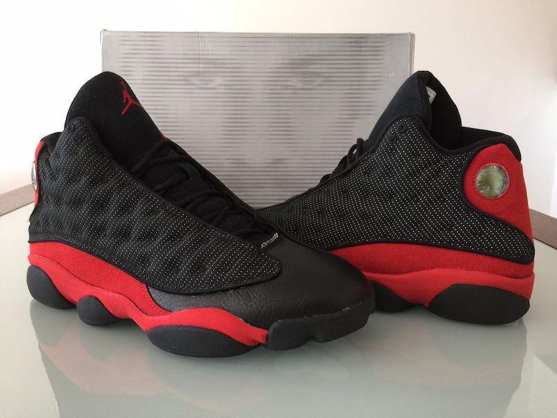AIR JORDAN RETRO 13 Bred(414571-004)