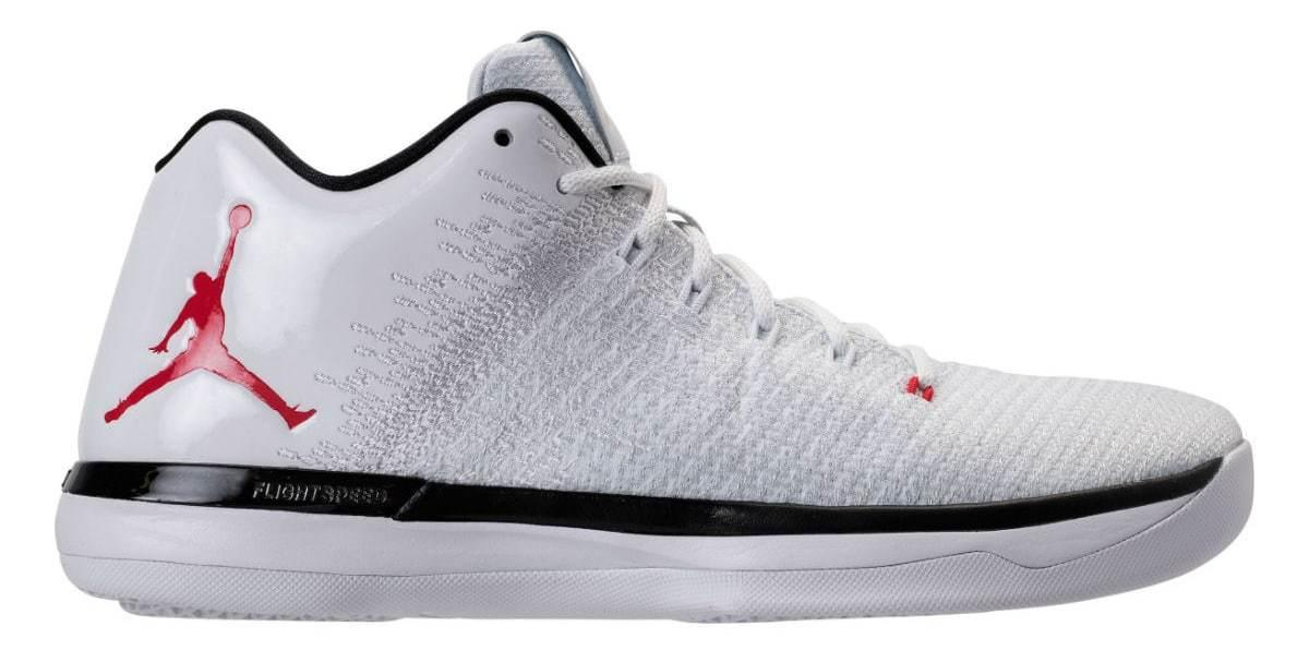 "AIR JORDAN 31 LOW ""Chicago Bulls""(897564-101)"