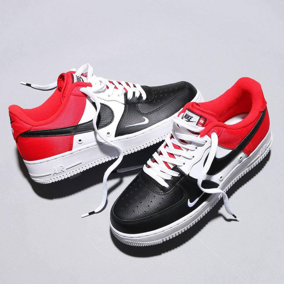 "NIKE AIR FORCE 1 LOW ""BLACK Toe""(823511-603)"