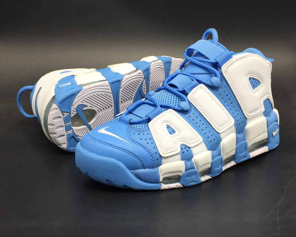 NIKE AIR MORE UPTEMPO UNIVERSITY BLUE(921948-401)
