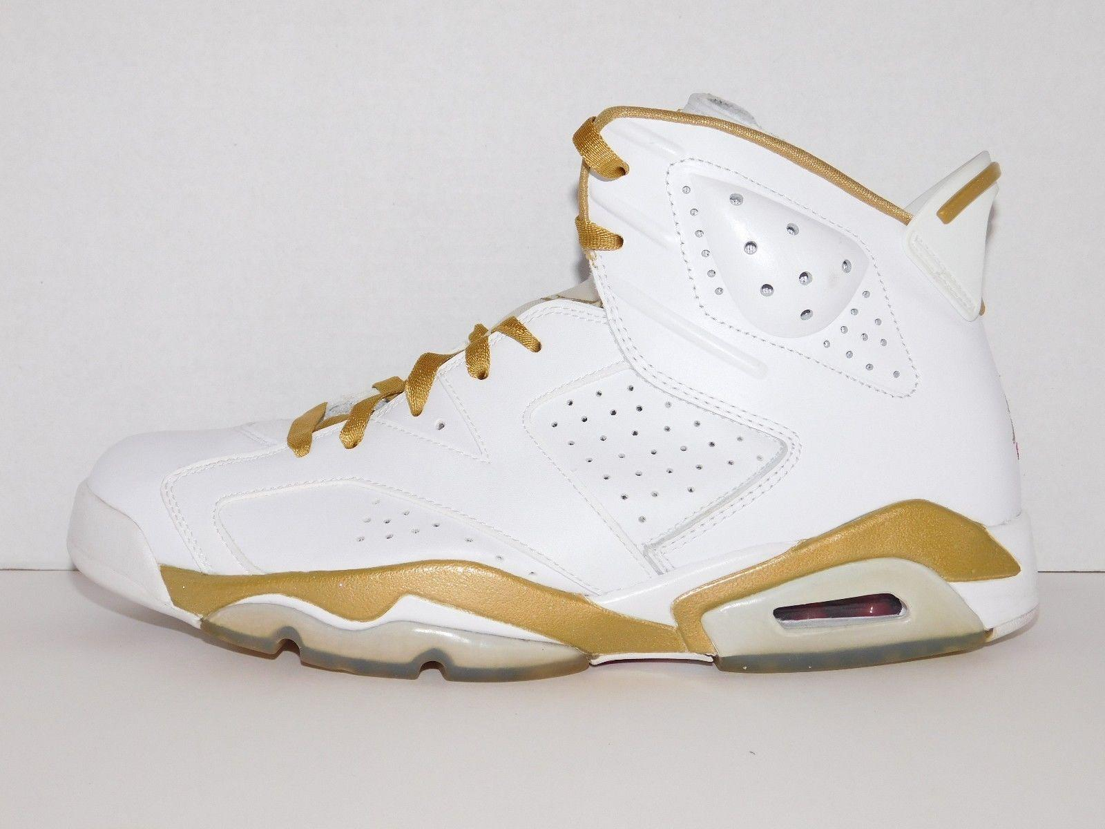 "AIR JORDAN 6 ""Golden Harvest""(384664-705)"