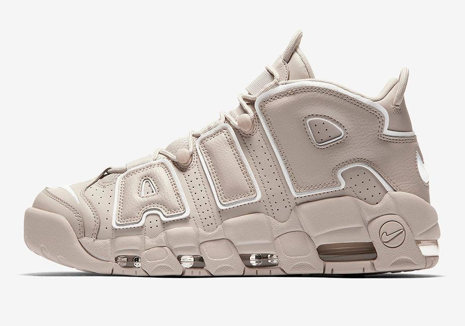 NIKE AIR MORE UPTEMPO LIGHT BONE(921948-001)