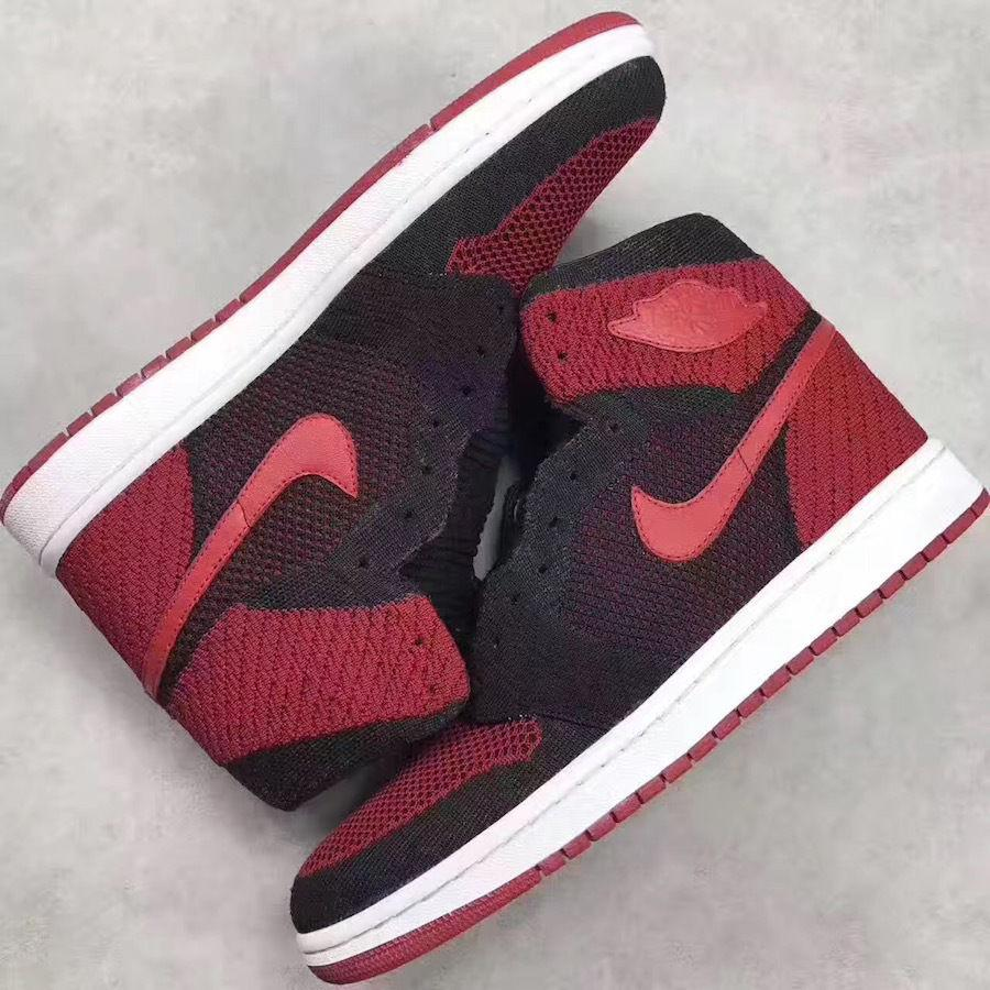 "AIR JORDAN 1 FLYKNIT ""BANNED""(919704-001)"