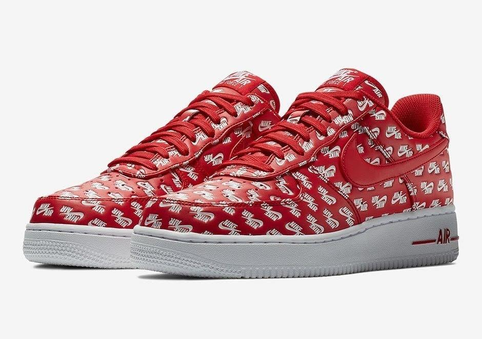 NIKE AIR FORCE 1 LOW '07 QS(AH8462-600)
