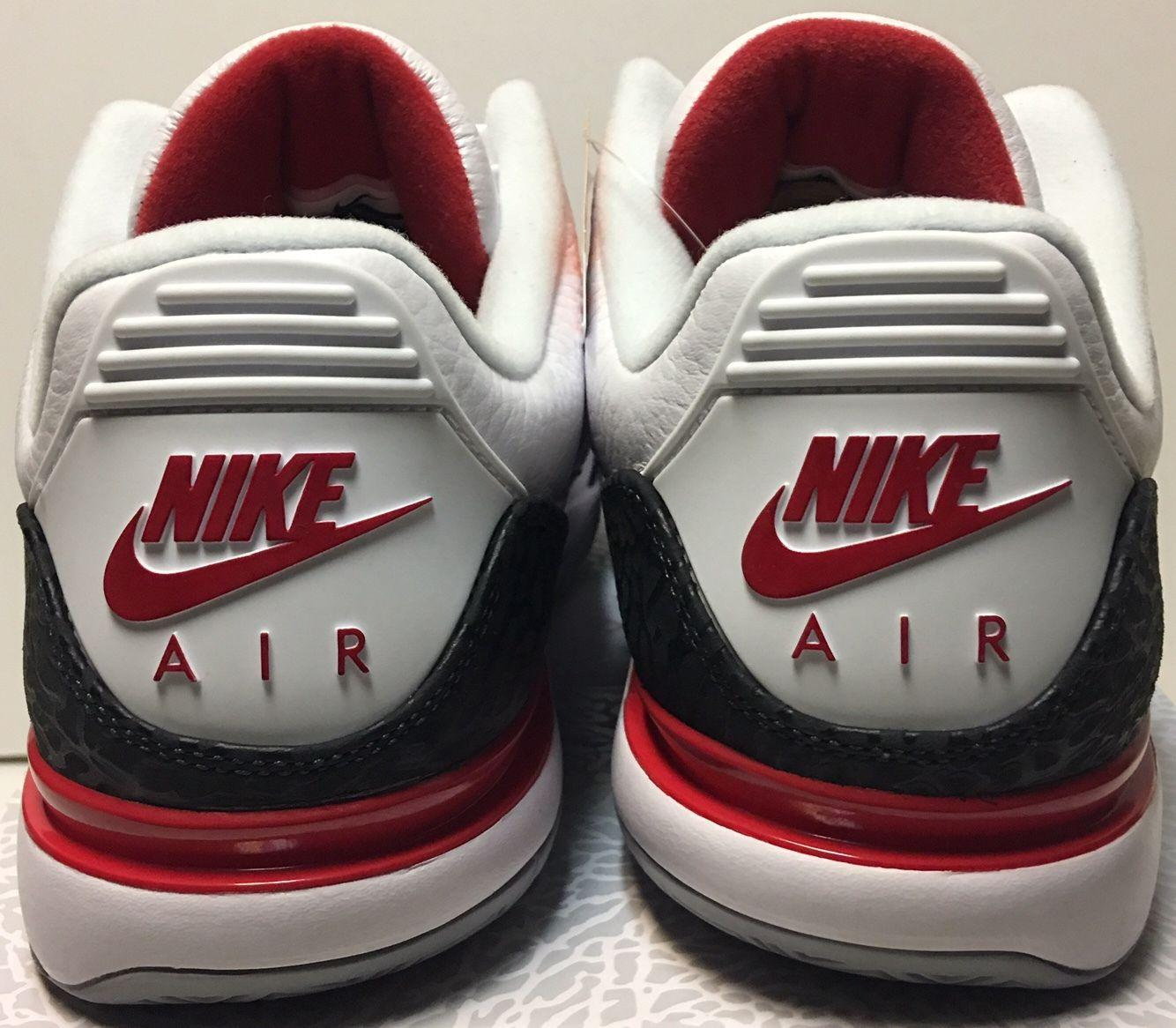 "NIKE ZOOM VAPOR TOUR AJ3 ""Fire RED""(709998-106)"
