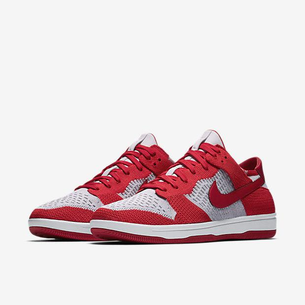 NIKE DUNK LOW FLYKNIT(917746-004)