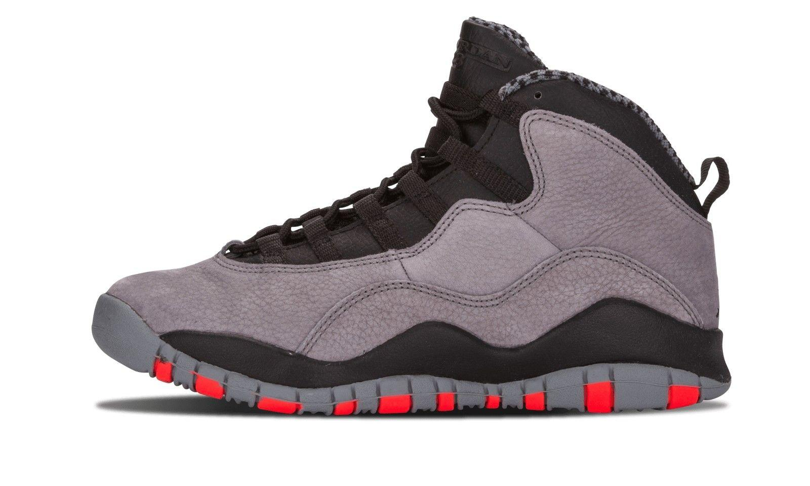"AIR JORDAN 10 ""Cool Grey""(310805-022)"