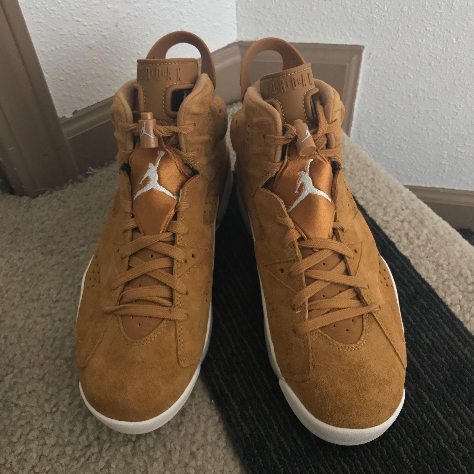 "AIR JORDAN 6 ""Wheat""(384664-705)"