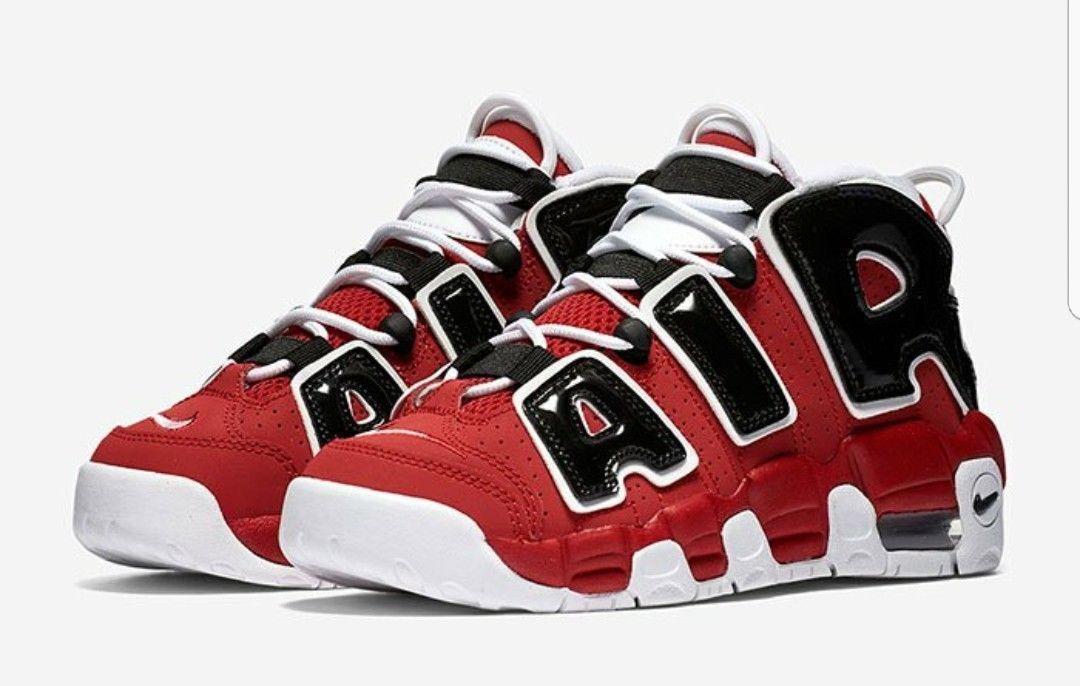 "NIKE AIR MORE UPTEMPO ""CHI""(AJ3138-600)"