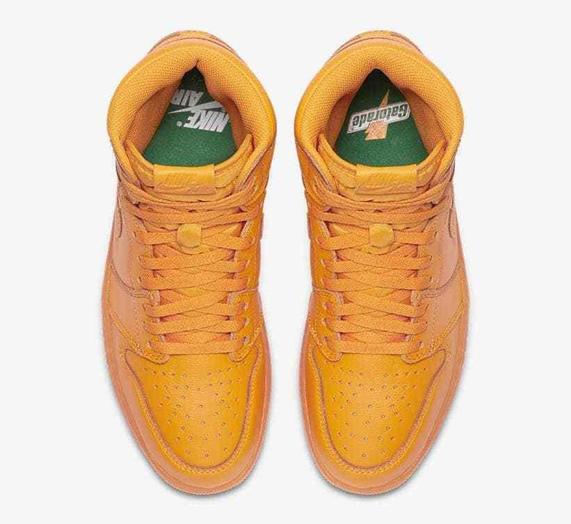 AIR JORDAN 1 Gatorade Orange Peel(AJ5997-880)