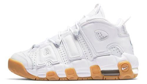 NIKE AIR MORE UPTEMPO Chrome(917593-100)