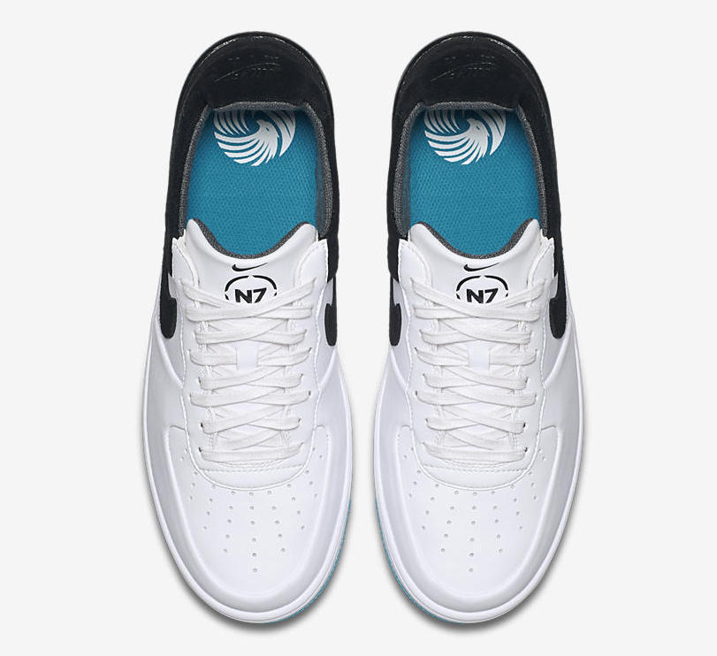 NIKE N7 AIR Force 1 Low(AO2369-001)