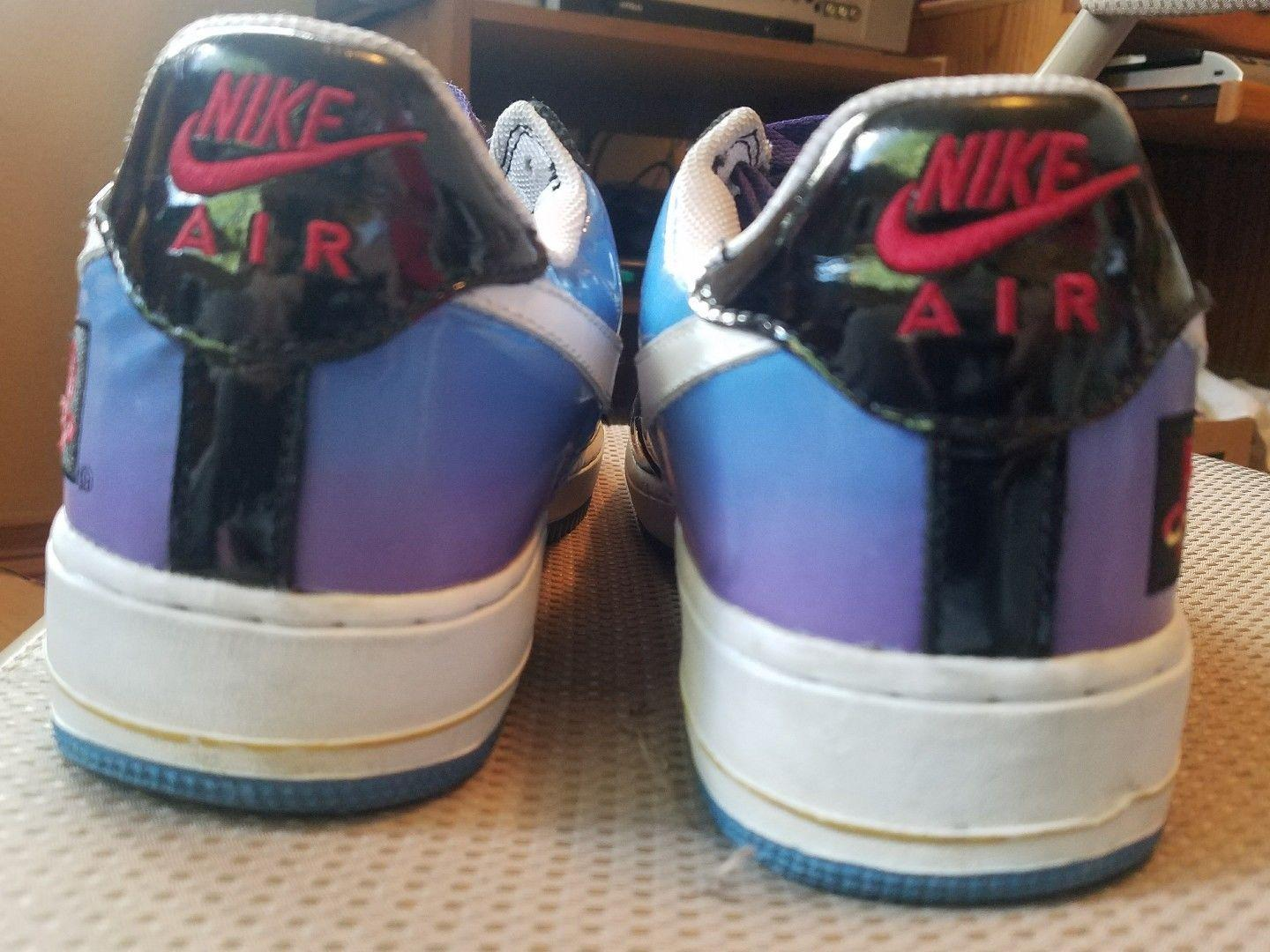 NIKE AIR Force 1 PlayStation(BQ3634-001)